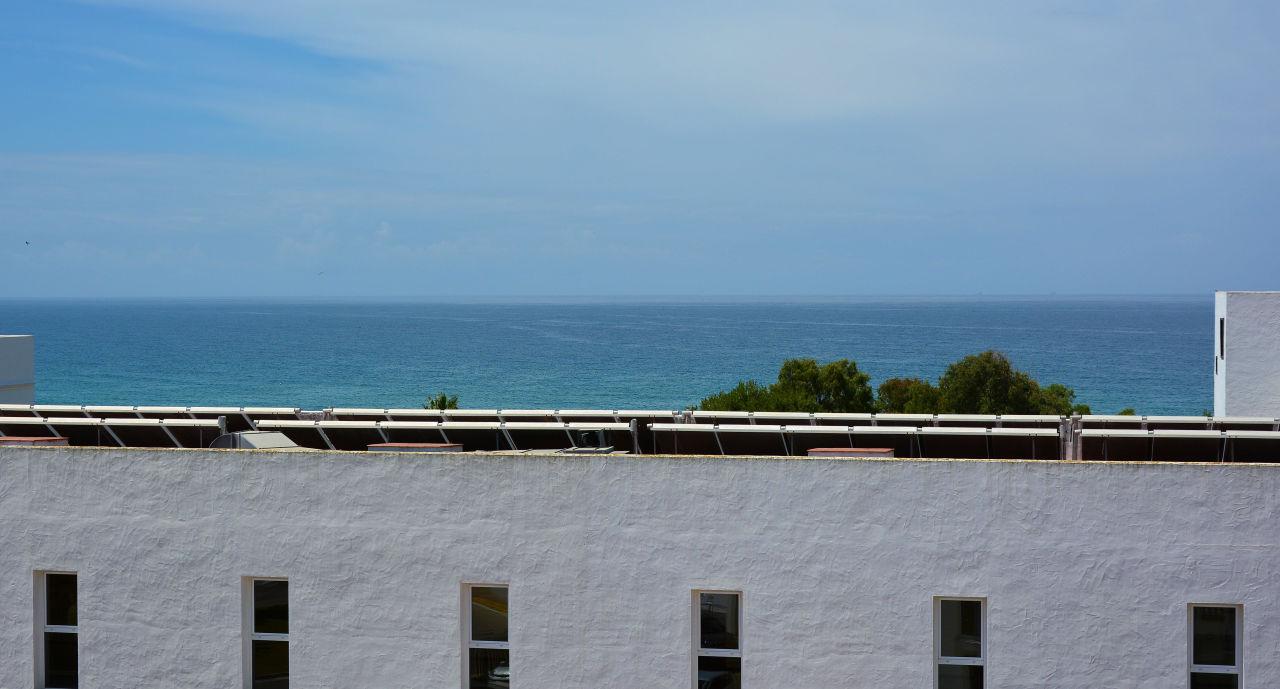 Hotel Costa Conil Blick Vom Zimmer Balkon 4 Etage Hotel Costa Conil In Conil De