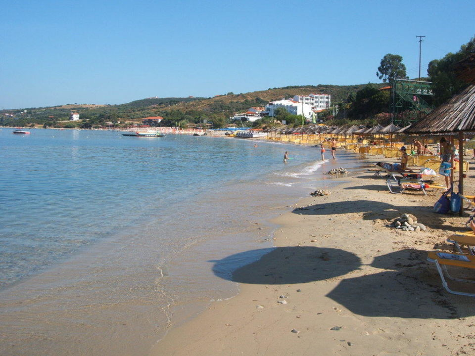 Hotel Am Strand Griechenland