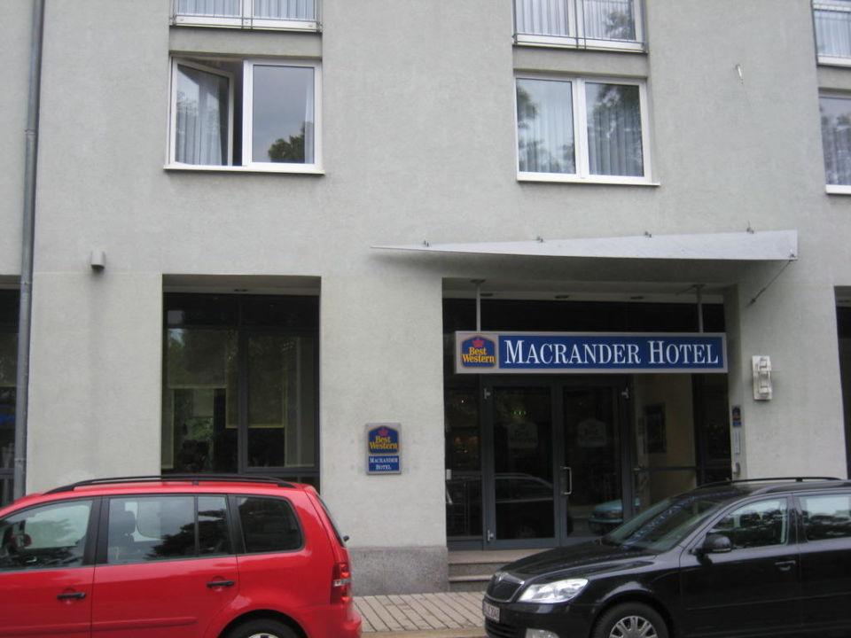 Zimmer 808: Bad Best Western Macrander Hotel Dresden