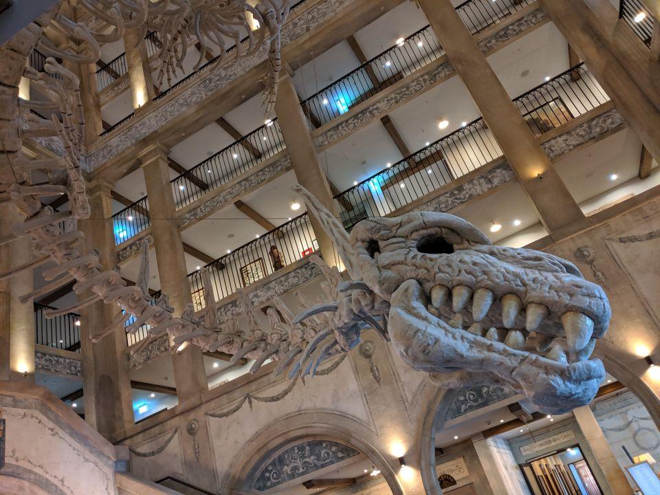 Lobby Krønasår – The Museum-Hotel