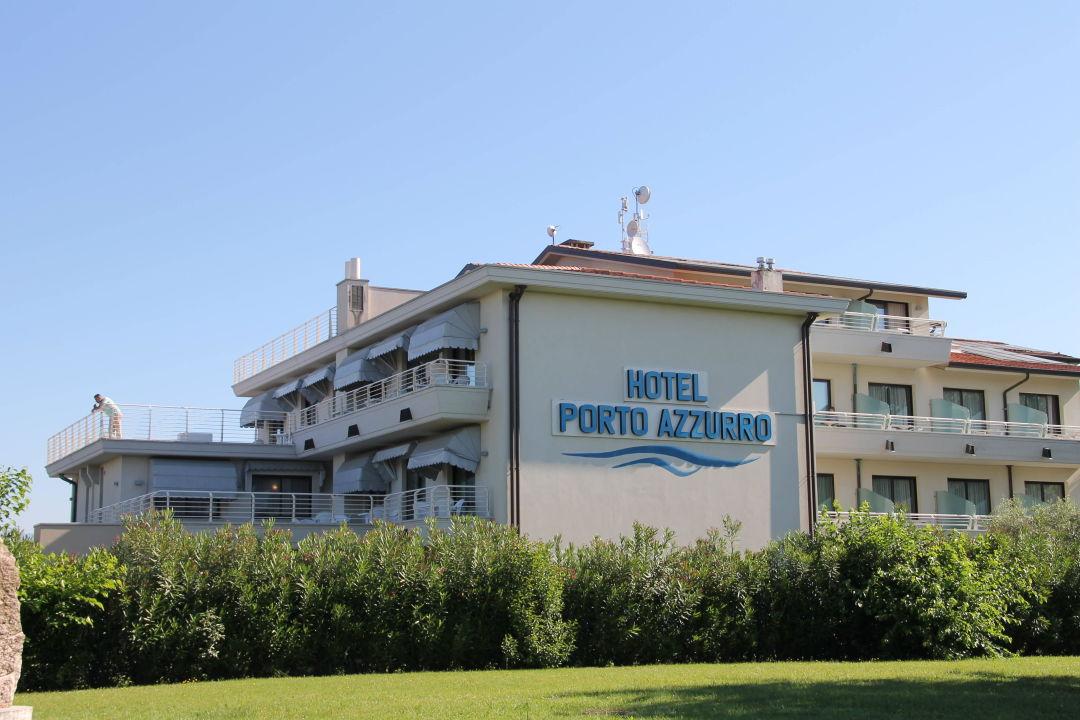 Von Außen Hotel Porto Azzurro