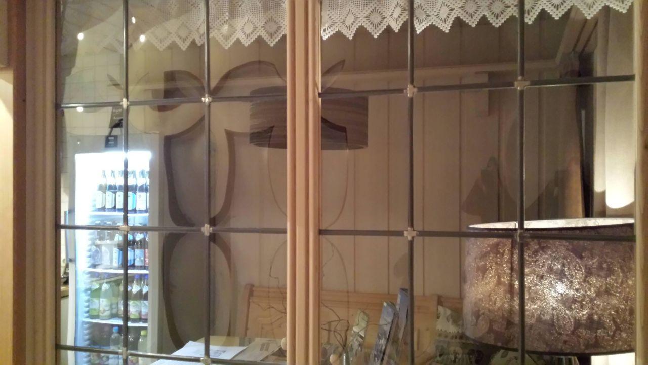 bild k che zu landhaus meine auszeit in bodenmais. Black Bedroom Furniture Sets. Home Design Ideas