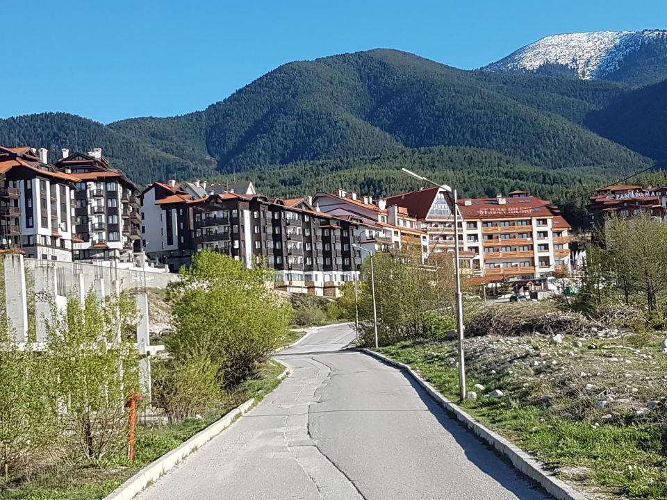 Außenansicht St. Ivan Rilski Hotel & Spa