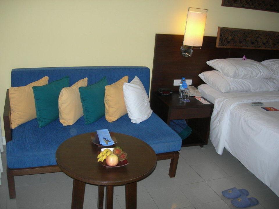 Kuschelecke Dusit Thani Krabi Beach Resort