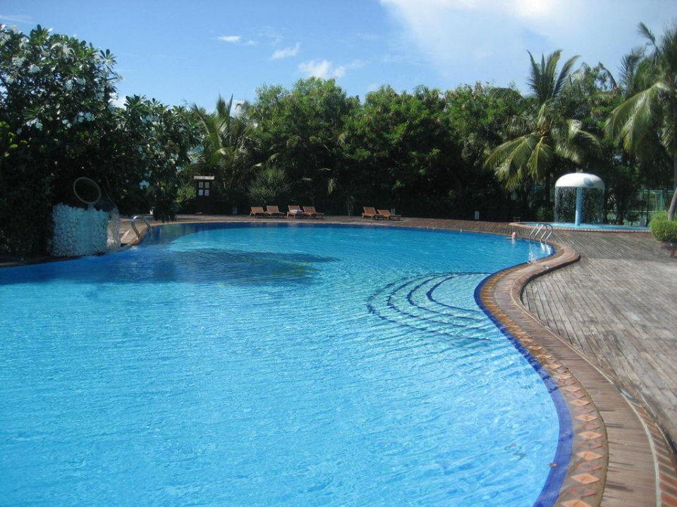 Pool Cinnamon Dhonveli Maldives
