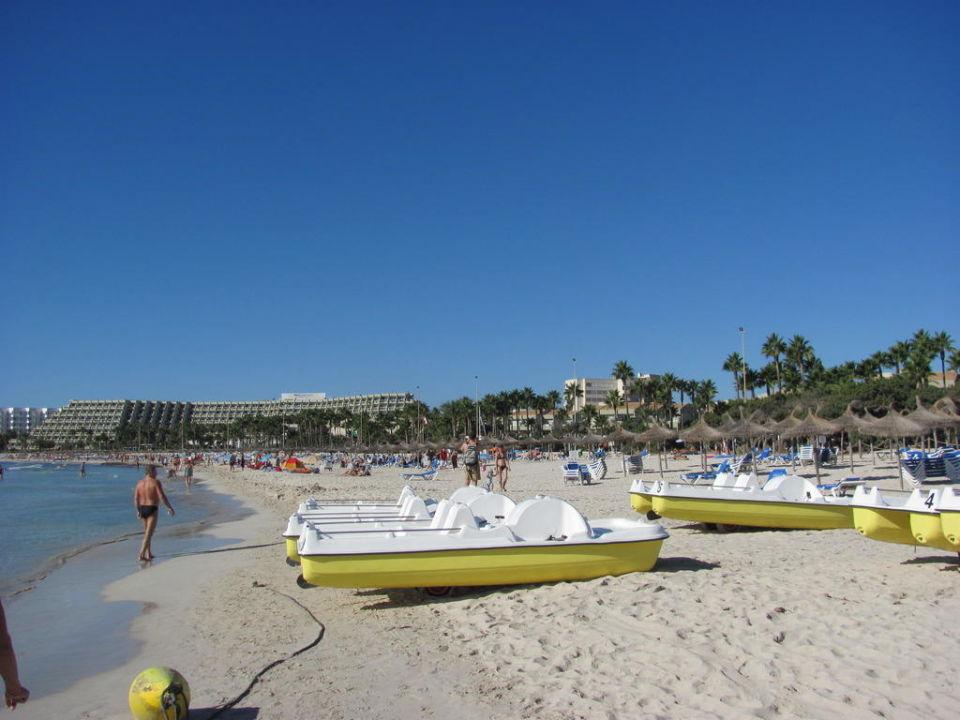 Plaża Sa Coma Hotel Palia Sa Coma Playa
