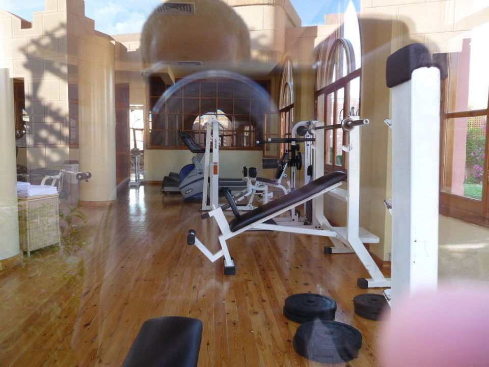 Fitnessraum im Hotel Club Calimera Akassia Swiss Resort