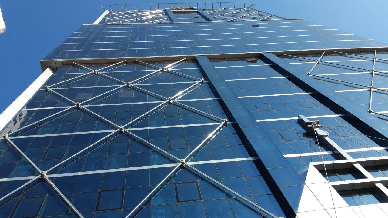 Hotel Aussenansicht Jannah Burj Al Sarab