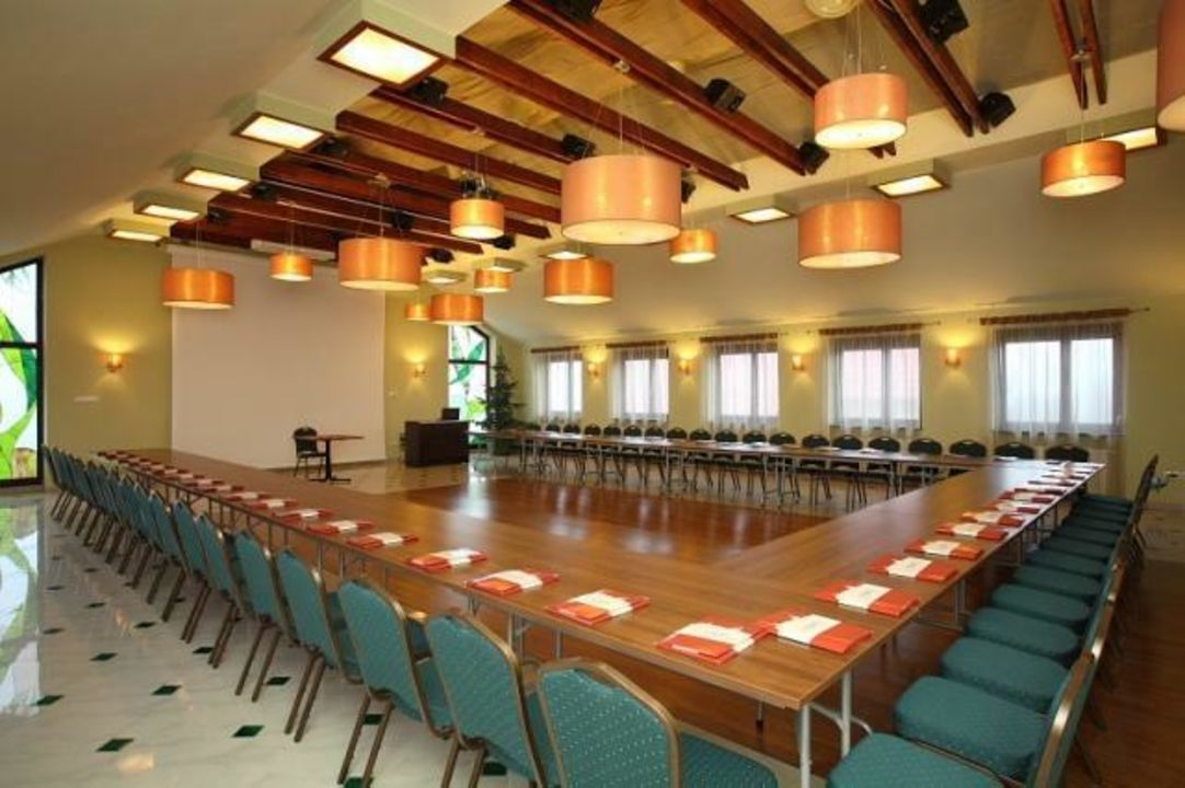 Sala konferencyjna Hotel City SM Business & SPA