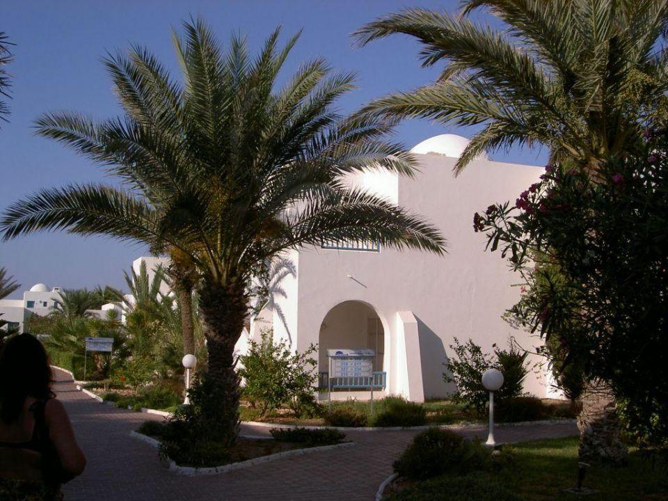 Garten Hotel Djerba Paradise Resort