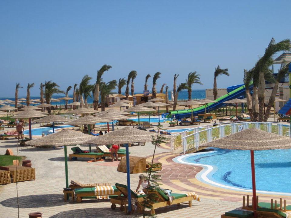 Kinderpool Hotel The Three Corners Sunny Beach Resort