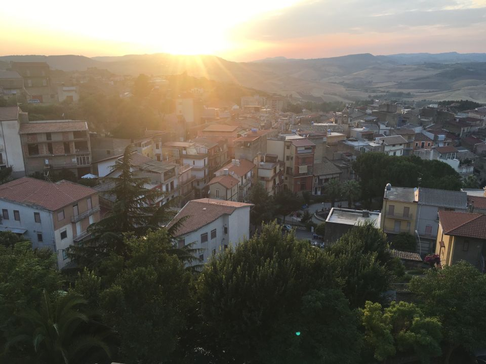 Ausblick Hotel Pomara