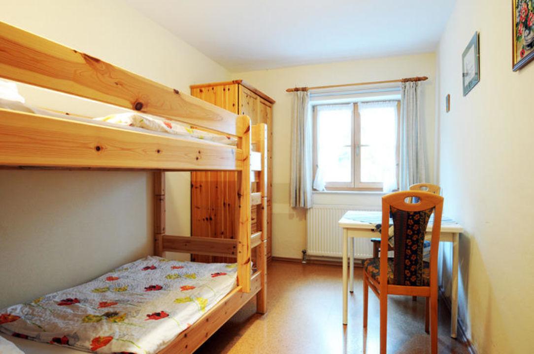 Das Kinderzimmer in der Ferienwohnung Katharina. Wimmerhof Ising