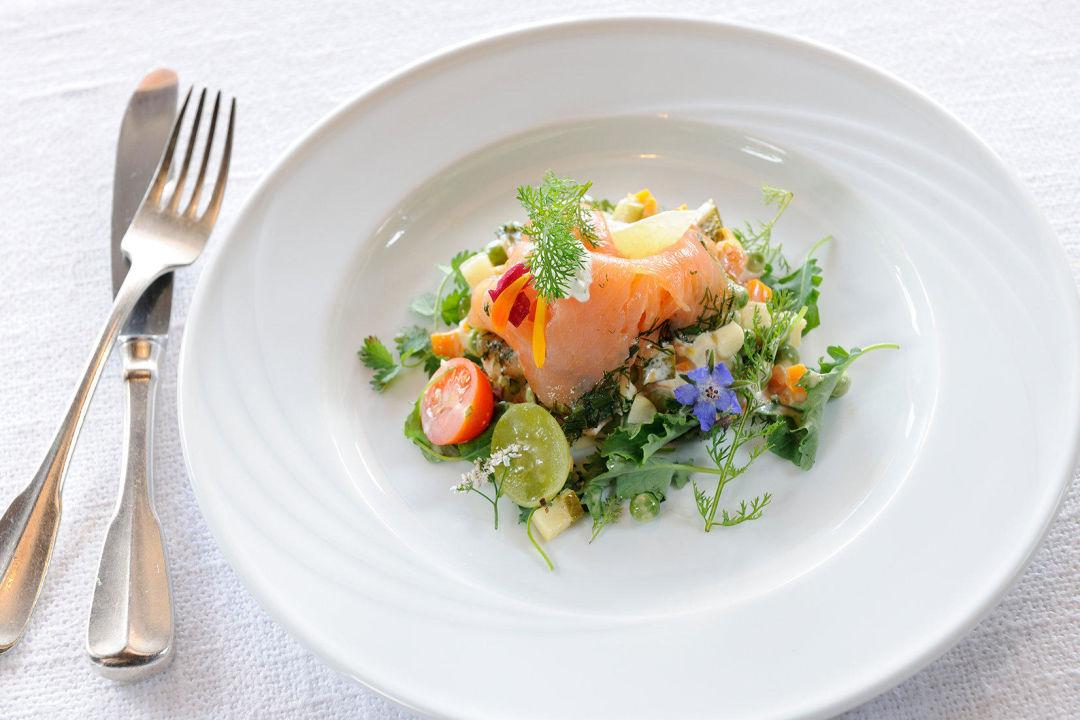 Kulinarisches Naturhotel Alpenrose