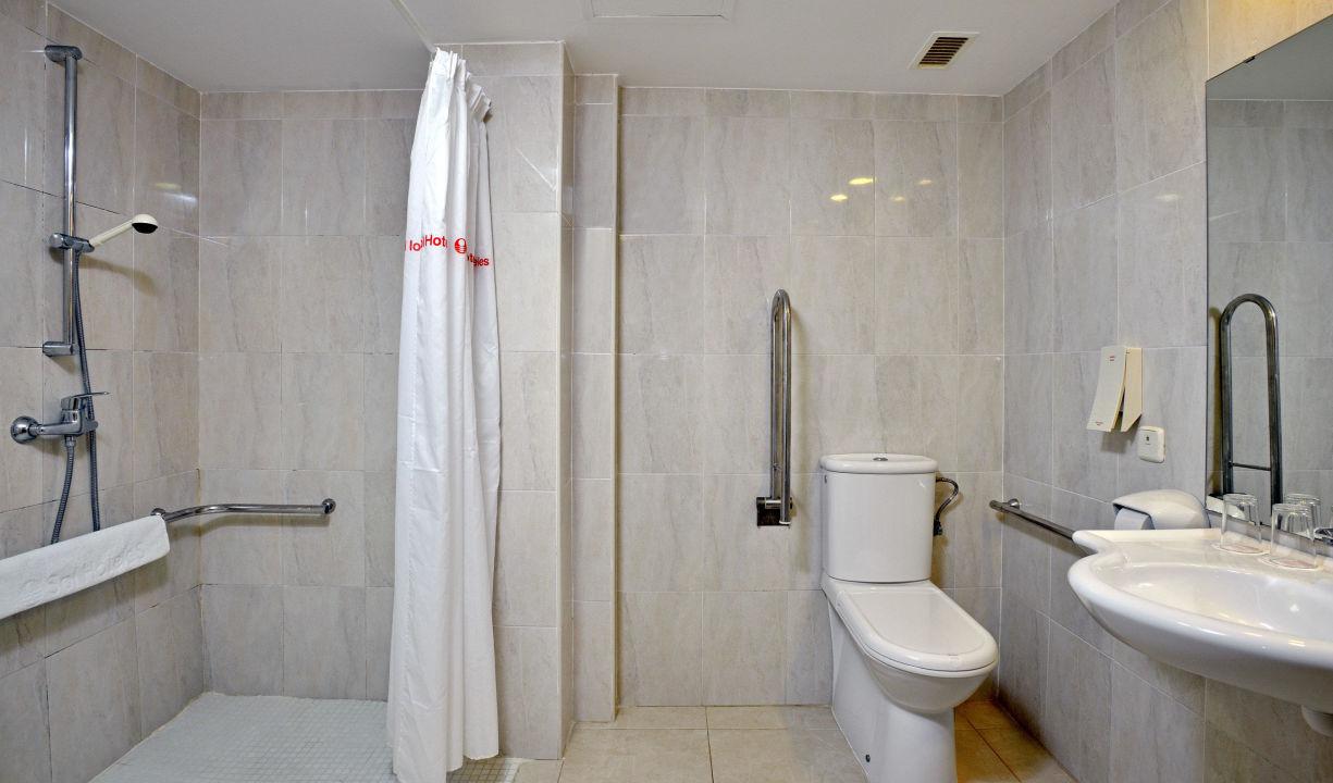 Behindertengerechte Badezimmer\