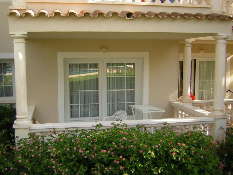 Unser ebenerdiges appartment aparthotel hg jardin de for Aparthotel hg jardin de menorca