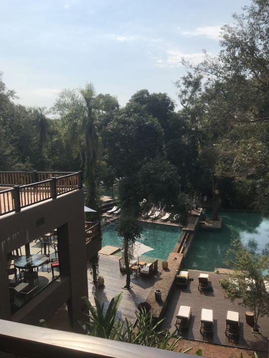 Ausblick Loi Suites Iguazu Hotel