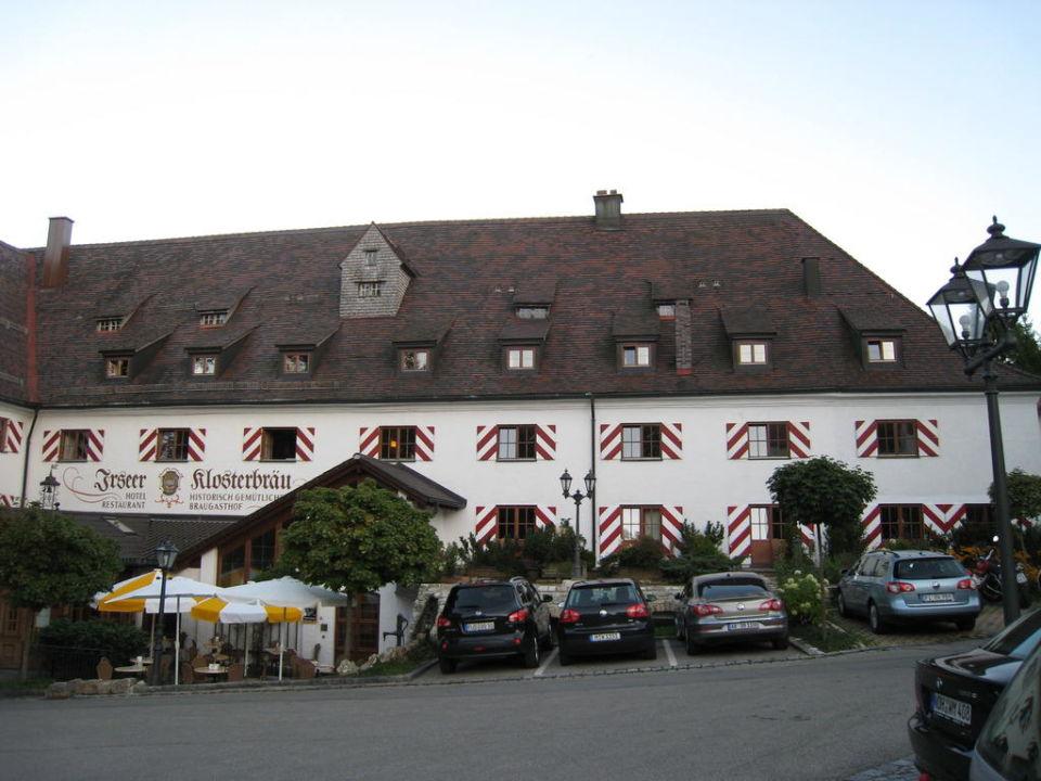 Aussenansicht Hotel Hotel Irseer Klosterbräu