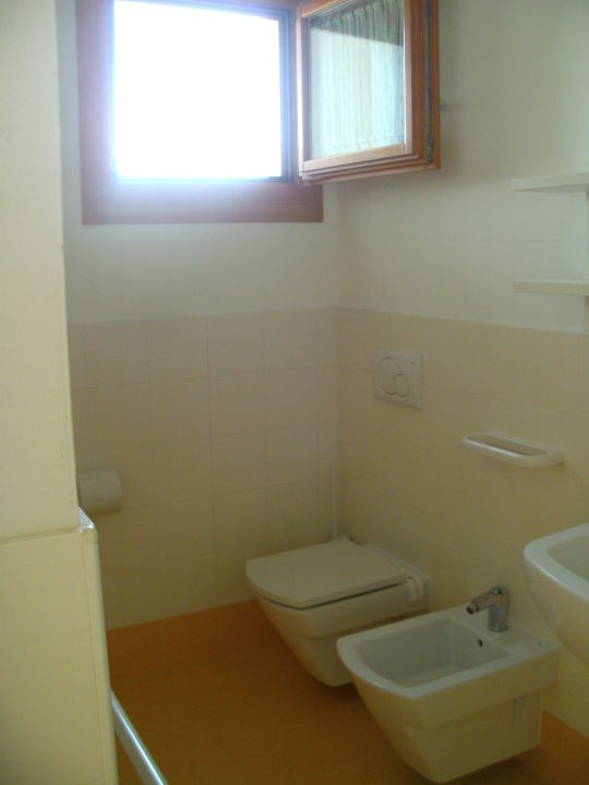 WC im Bad Villaggio Amare