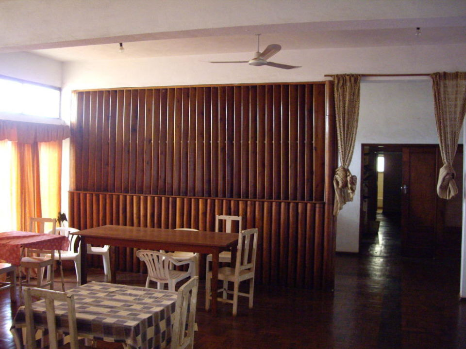 Restaurant/Meeting Pensao Gurue