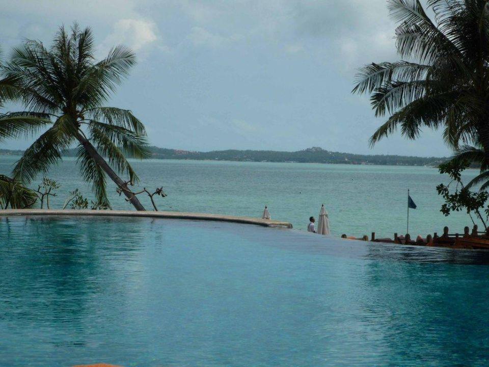 Einer von drei Pools Bandara Resort & Spa Samui