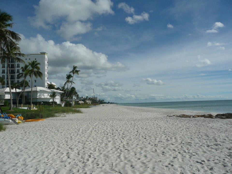Schöner Strand Hotel Edgewater Beach