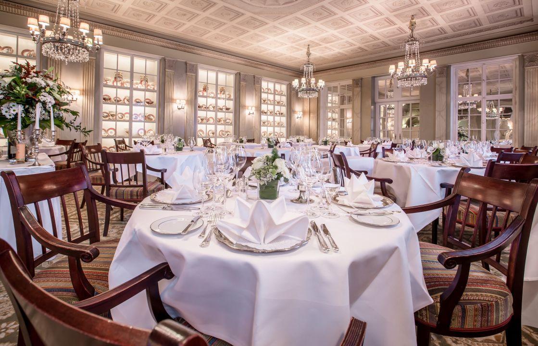 Restaurant Grandhotel Hessischer Hof
