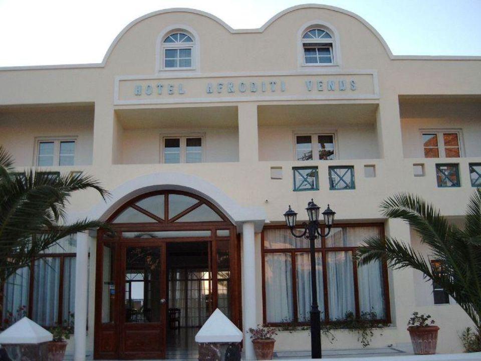Das Hotel Afroditi Venus Beach Hotel & Spa