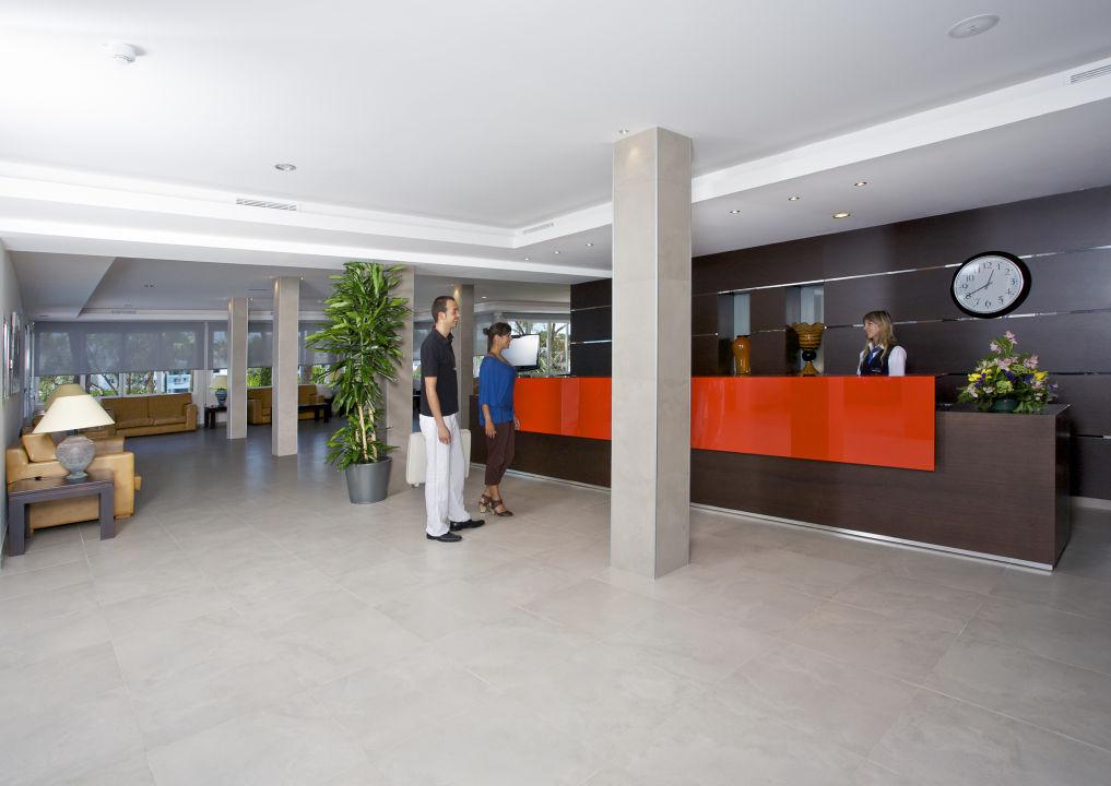 Lobby Mar Hotels Ferrera Blanca
