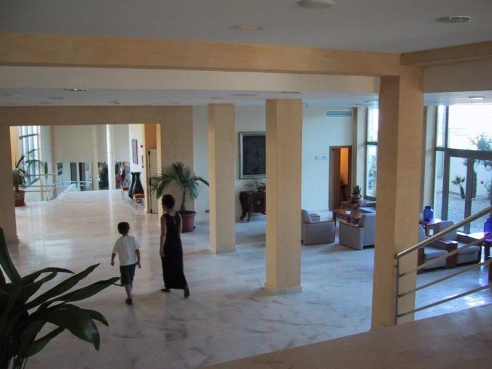 Hotel na Forana,  Eingangshalle 03 Hotel Na Forana