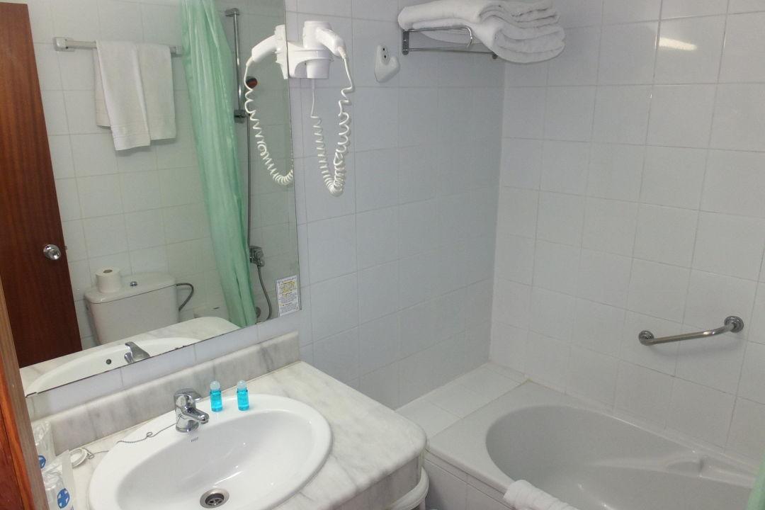 bild badezimmer zu hotel europalace in playa del ingles