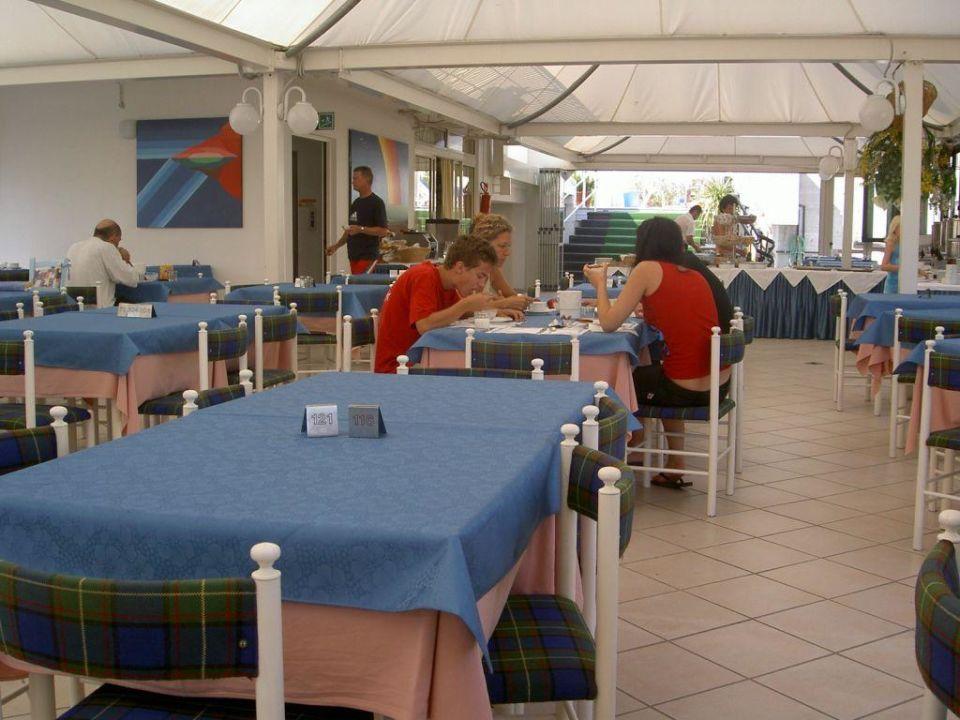 Frühstücksraum Conca Verde Hotel Conca Verde