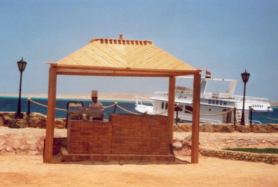 Grillstand SUNRISE Holidays Resort