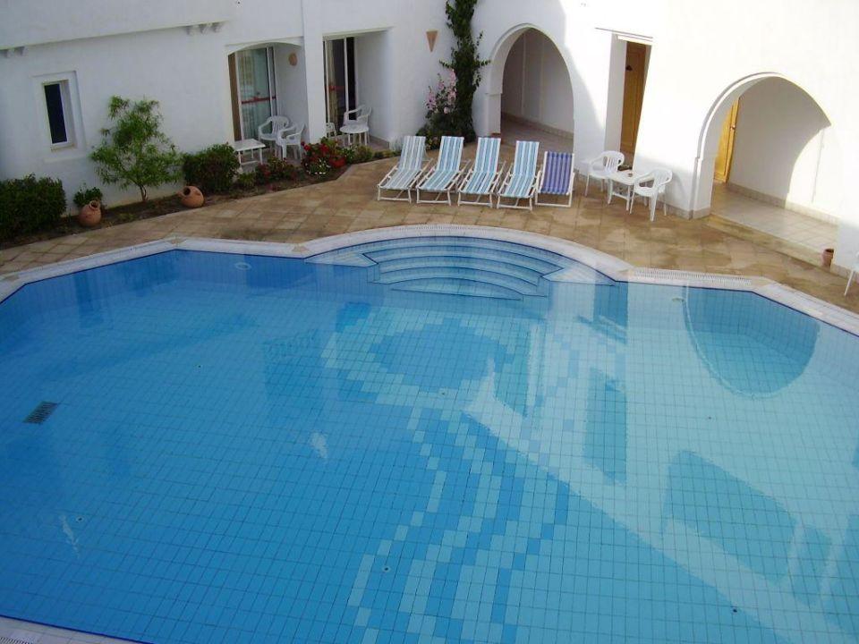 Pool Hotel Jasmina Playa