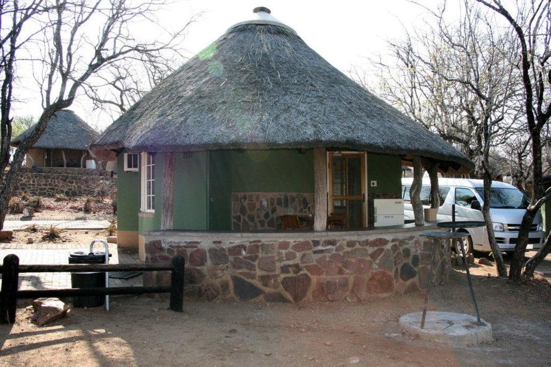 Haus im Camp Hotel Restcamp Olifants
