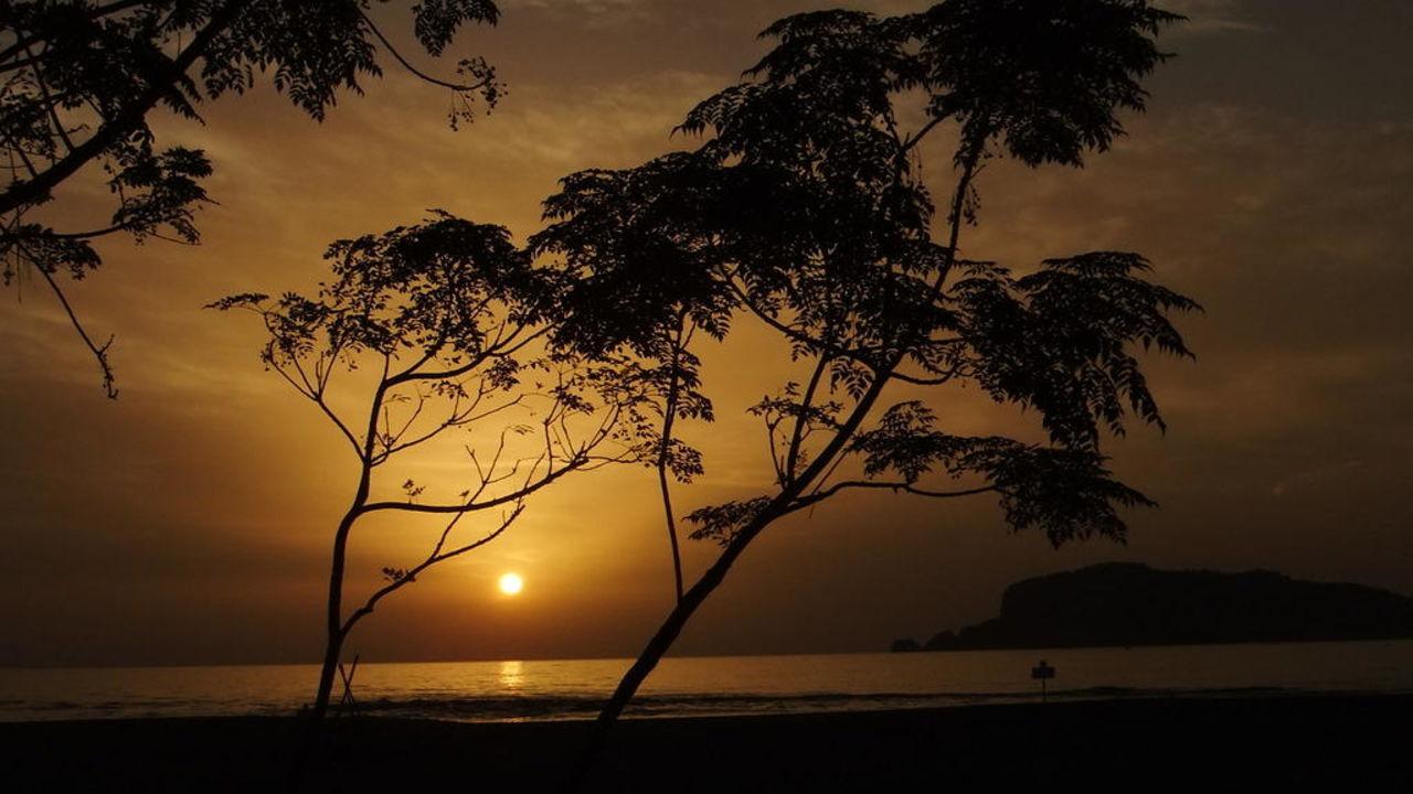 Sonnenuntergang an der Kale Bar LABRANDA Alantur Resort