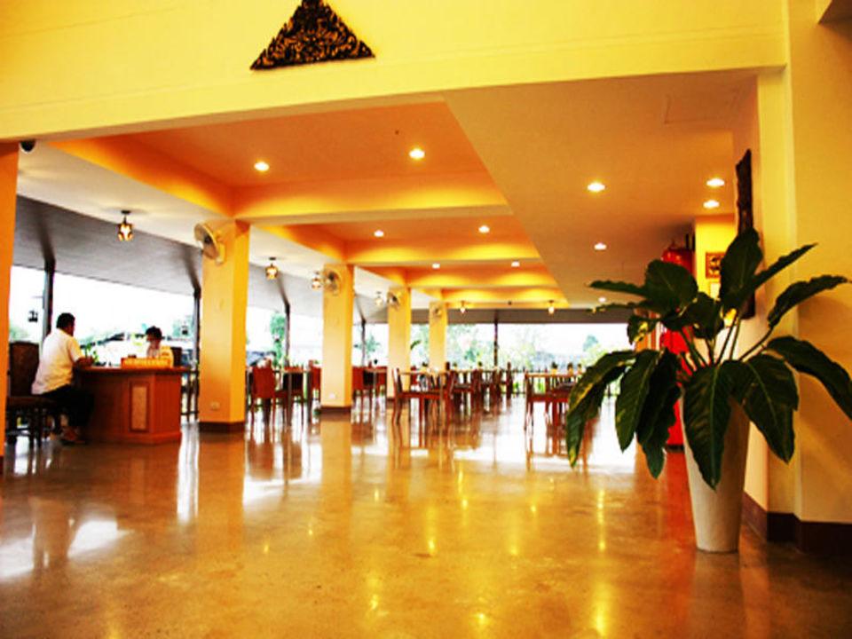Restaurant Hotel Siam Place Airport