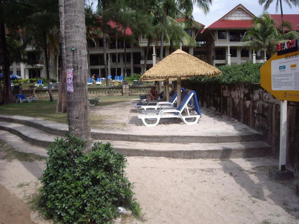 Am Strand Hotel Laguna Beach  (geschlossen)