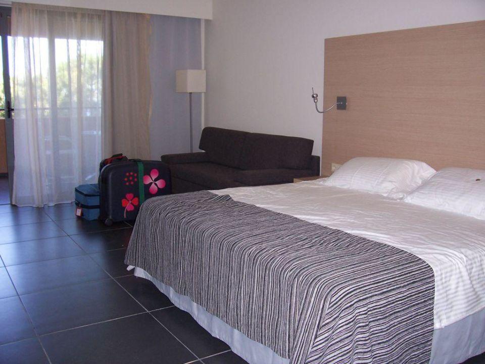 Blick durchs Zimmer SENTIDO Carda Beach Atlantica