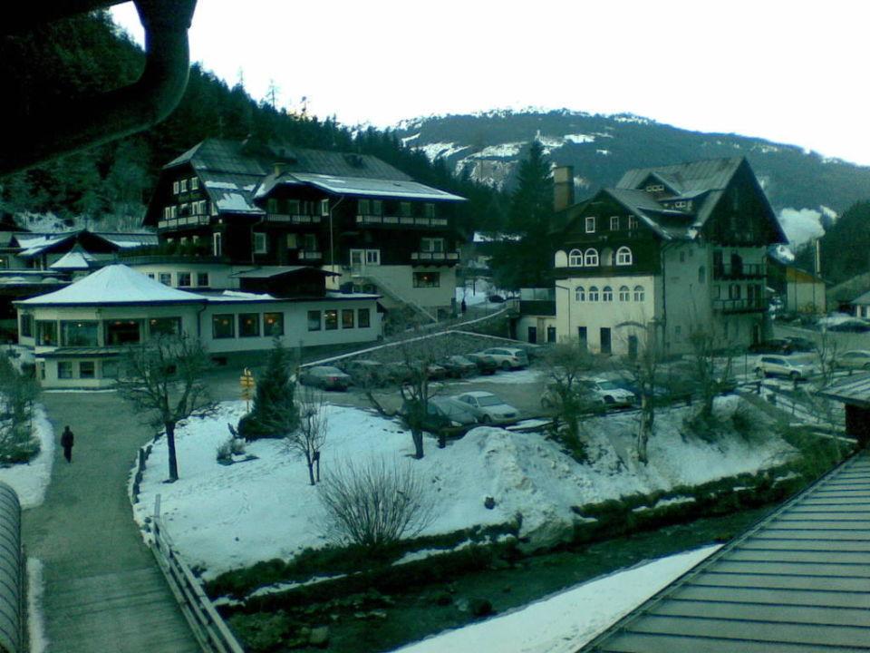 Das Kötschachtal Hoteldorf Grüner Baum (geschlossen)