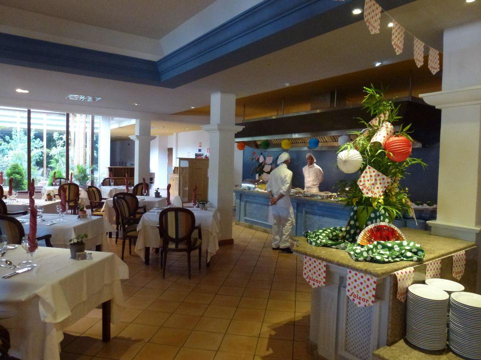 Andalusisches Buffet Sensimar Isla Cristina Palace & Spa