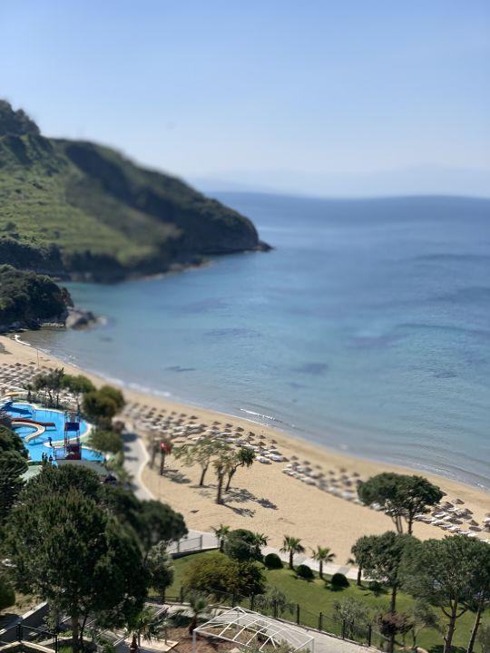 Ausblick Aria Claros Beach & Spa Resort