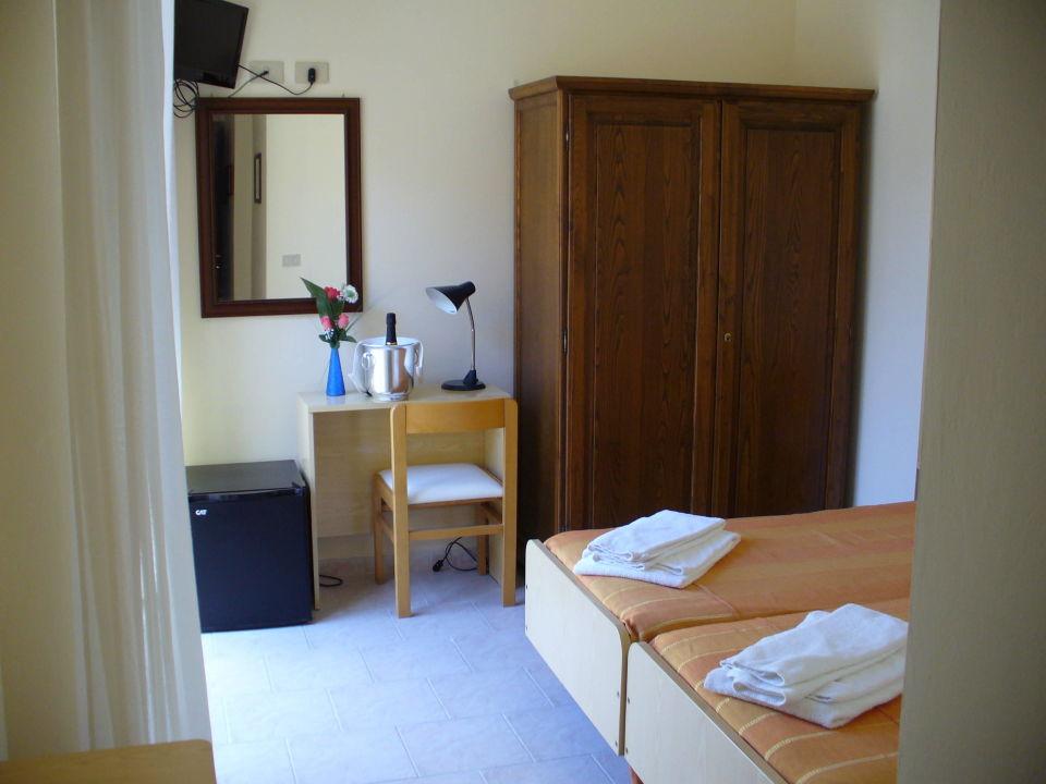 Una camera Hotel Gloria