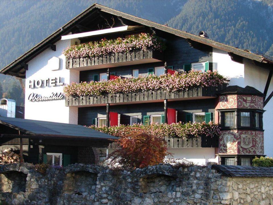 Hotel Obermuhle Altbau Obermuhle Boutique Resort Garmisch