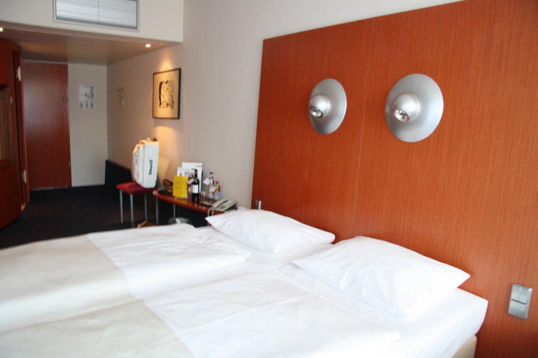 Bett Penck Hotel Dresden