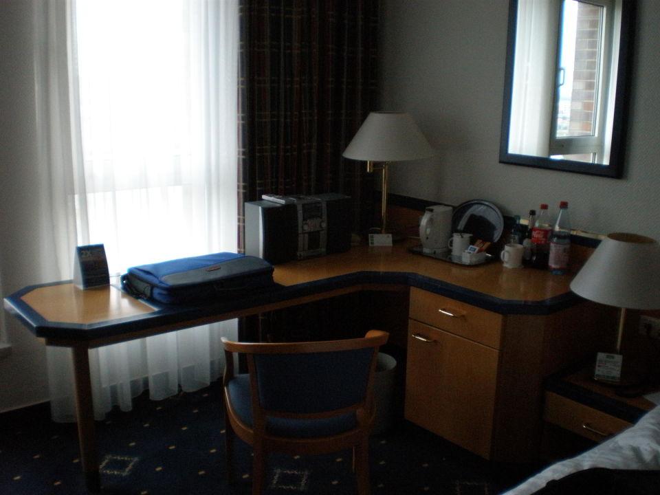 Tiefgarage Hotel Holiday Inn Hamburg
