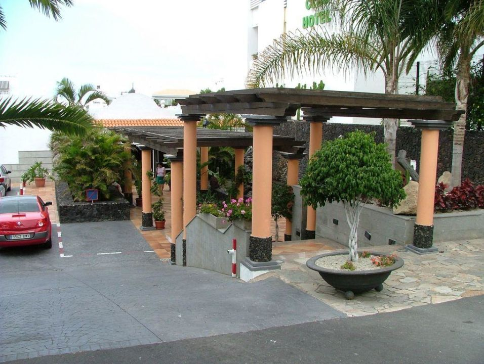 Eingangsbereich allsun Hotel Los Hibiscos