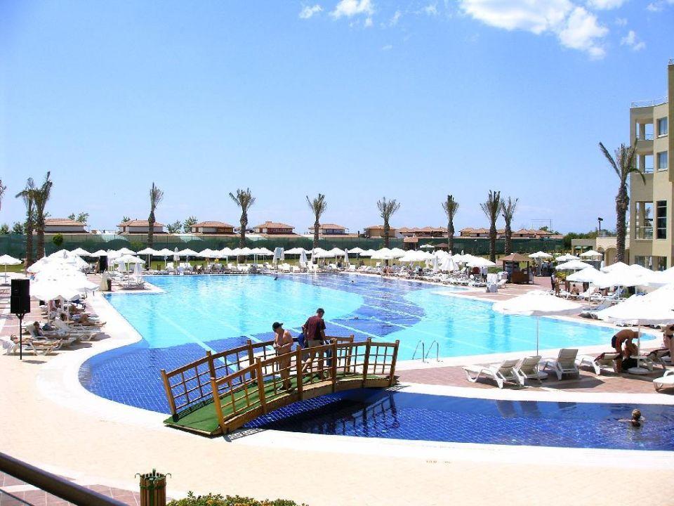 Poollandschaft Hotel Silence Beach Resort