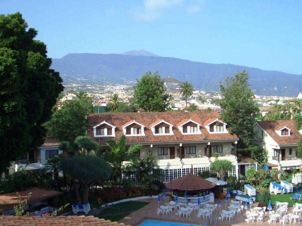 Hotel mit Blick auf den Teide Hotel Parque San Antonio