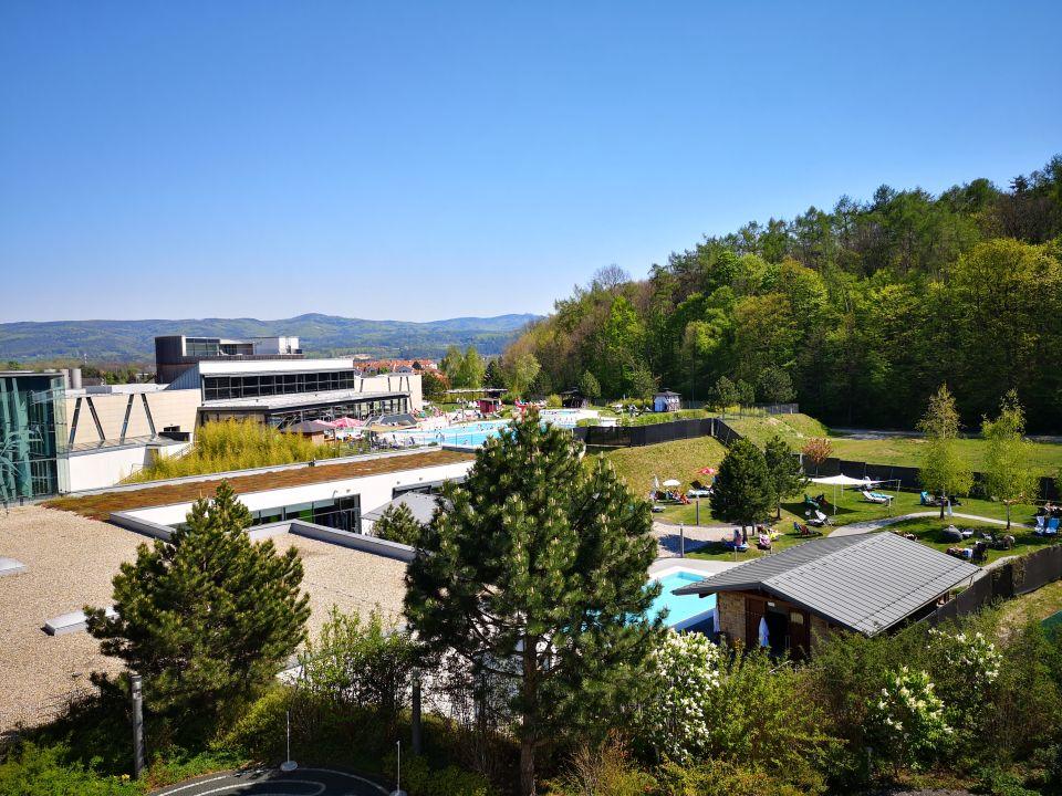 Außenansicht Linsberg Asia Hotel & Spa